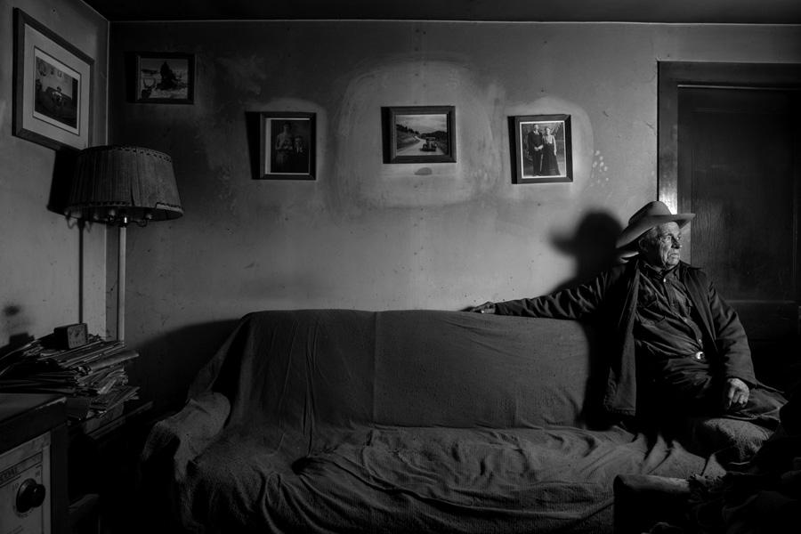 Large Format Black & White Photography Bozeman