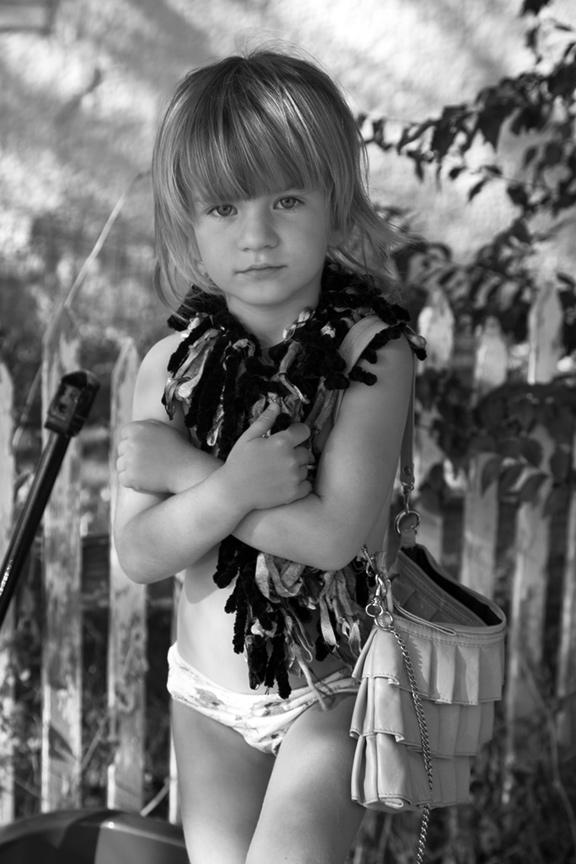 Famous Black & White photographer Bozeman
