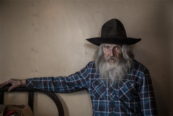 Famous photographer Livingston Montana
